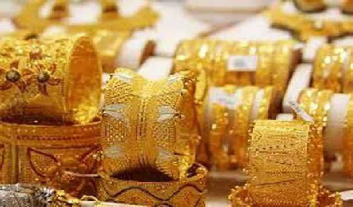 Gold and silver prices again fall drastically, know today's rate