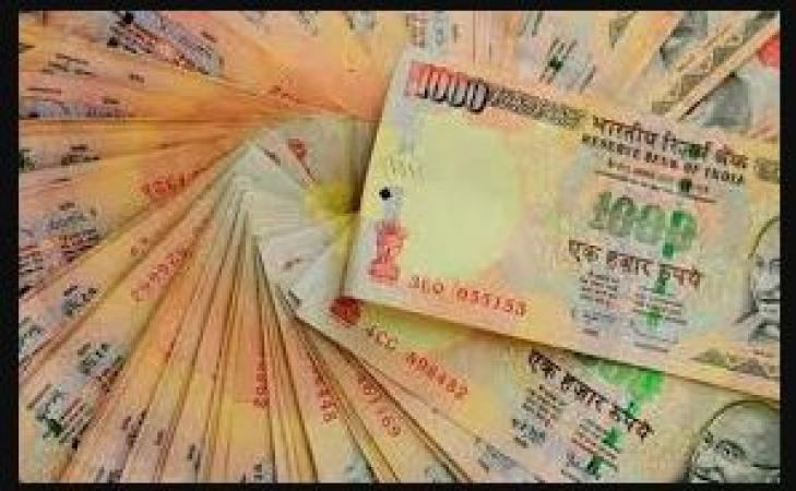 On increased demand for the US currency from importers, the Rupees fall down