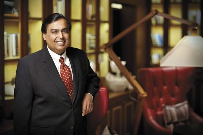 Birthday Special:  The journey of Business magnet Mukesh Ambani