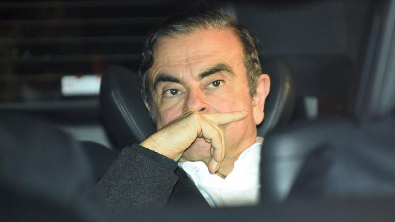 Carlos Ghosn is going to be Indicted on new charges: Source