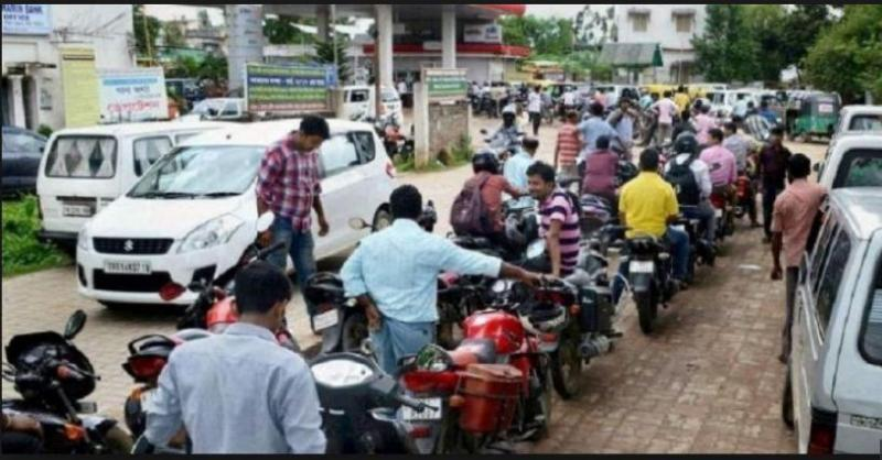 Petrol and diesel Prices on Tuesday across the nation…check rates inside