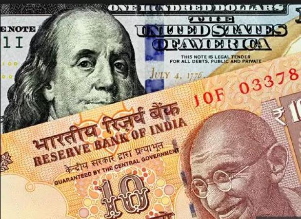 The rupees declined against the US  dollar by 23 paise in early trade…read inside