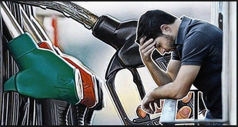 Major increases in Petrol and diesel prices recorded, across major cities of the country