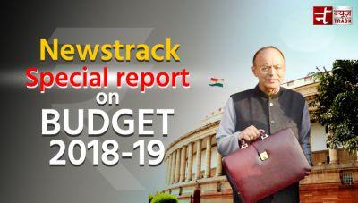 Economist Rekha Acharya presenting Highlights of Budget 2018