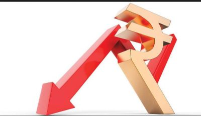 In early trade, Rupees weakened against the dollar