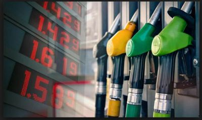 Petrol and diesel prices continued to show an upward trend