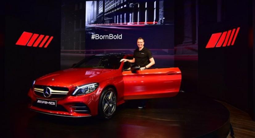 2020 में मर्सिडीज बेंज इंडिया की बिक्री में आई 43 प्रतिशत की गिरावट