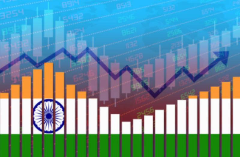 भारत ने FY26 तक वैश्विक विकास के 15 पीसी का देखा गया योगदान
