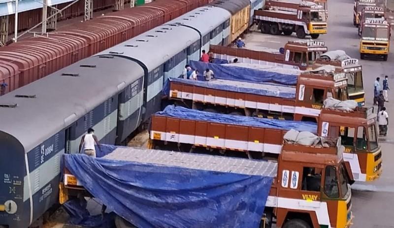 सलेम रेल मंडल ने माल ढुलाई में कमाए 158 करोड़ रुपये