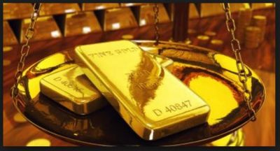 Gold  reduced by Rs 70 each at the bullion market