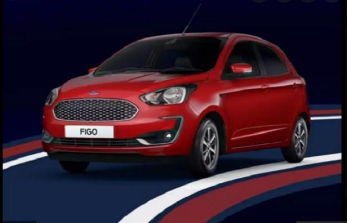 फोर्ड इंडिया ने लॉन्च किए फिगो के दो ऑटोमैटिक ट्रिम्स