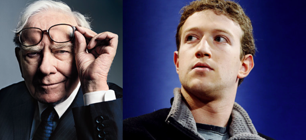 Mark Zuckerberg to become richer than Warren Buffet at the half of his age