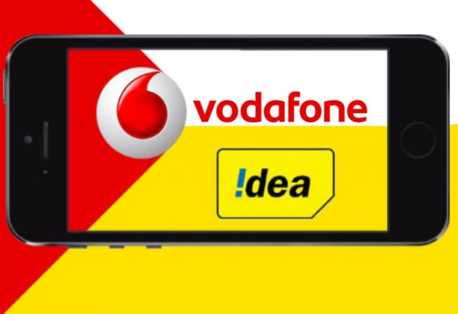 Idea shares merge with Vodafone