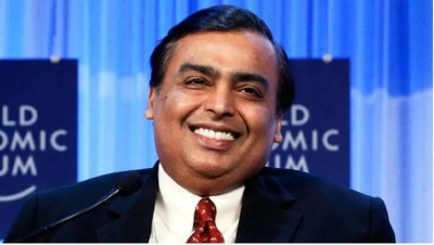 Mukesh Ambani becomes the 8th richest Indian with a networth of RS6.06-lakh crore