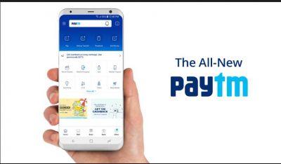 Paytm brings an offer on Holi get cashback upto Rs.4000…detail inside
