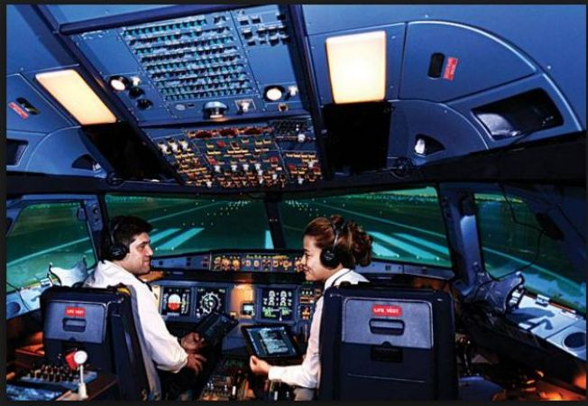 Jet Airway's Pilot seek government interference on their pending salary issue