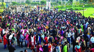 AIIMS nurses on strike, take 'mass casual leave'