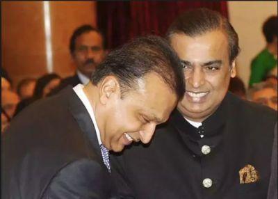 Anil Ambani thanks elder brother Mukesh Ambani for paying Ericsson dues