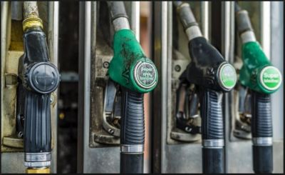 The retail prices of petrol and diesel prices remain unchanged