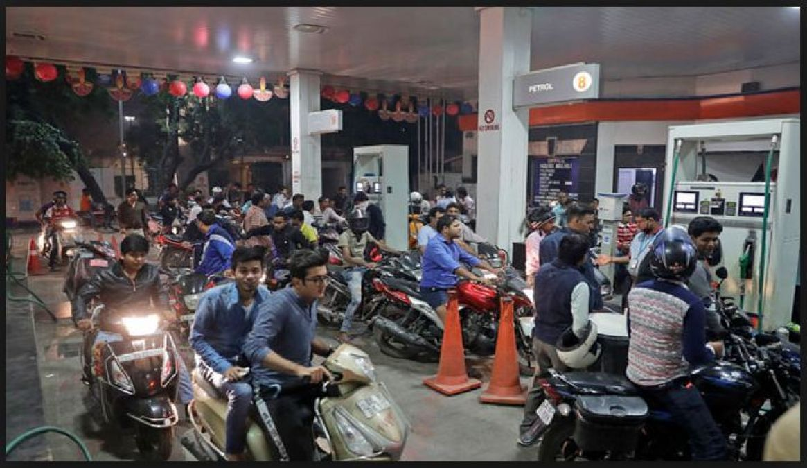 Petrol and Diesel prices today on May 1…check inside