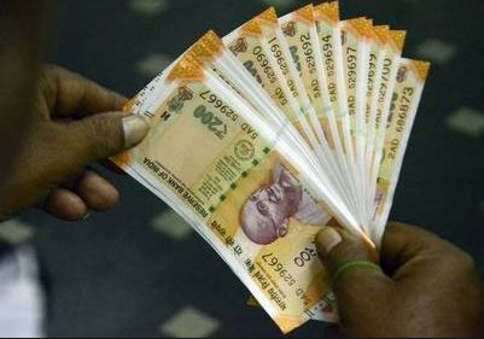 The Rupee value appreciated against the US dollar in opening trade
