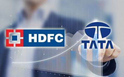 HDFC takes-over TATA group