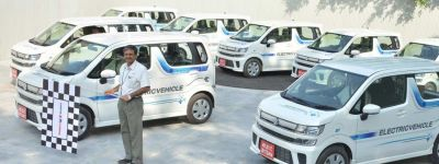 Maruti plans to launch a small electric car next year