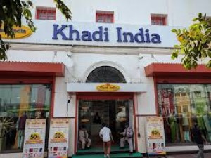 Khadi India Registers Record sale this year