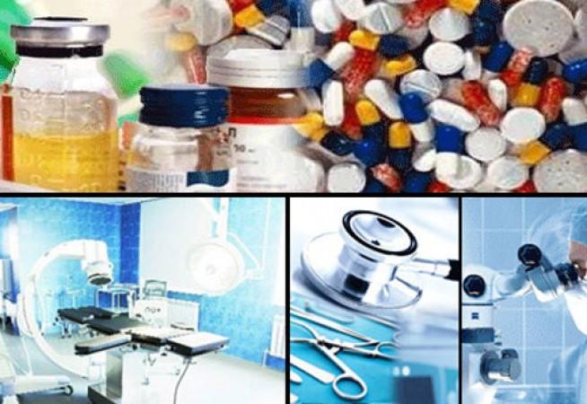 फार्मा और चिकित्सा उपकरण उद्योग में उत्साहजनक हुई प्रतिक्रिया