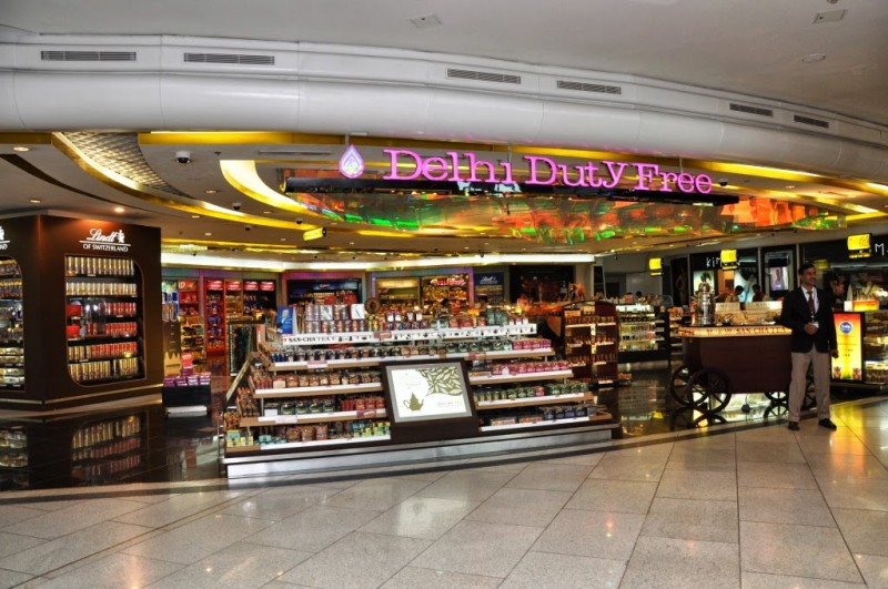 Delhi Airport's Duty Free Shop started its 'Click and Collect' online service   News Track Live, NewsTrack English 1