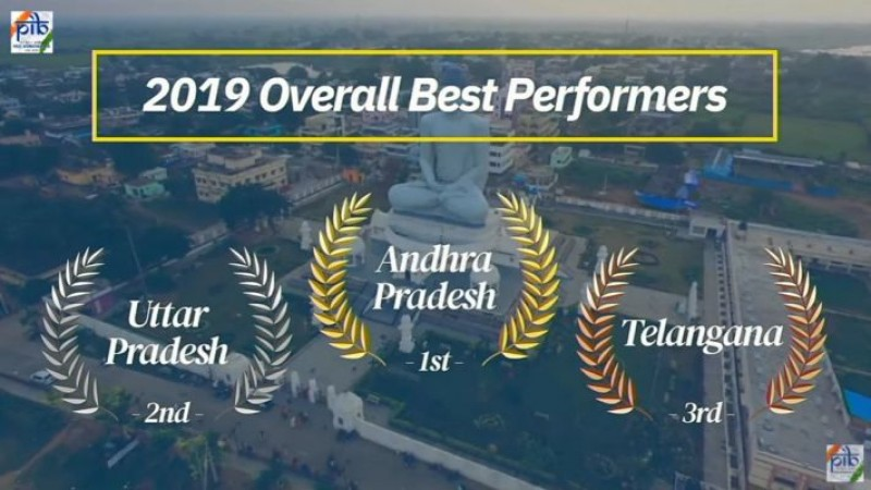 Ease of Doing Business Ranking 2019: Here's why Telangana slipped at the third spot | News Track Live, NewsTrack English 1