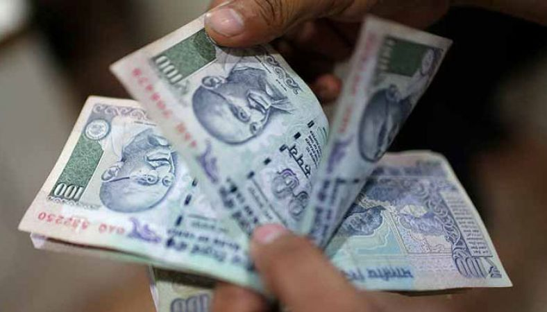 Rupee opens at a fresh record low of 72.15 today