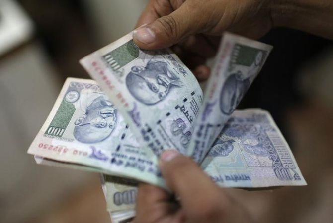 Indian  Rupee now at 72.69 versus the US dollar touched the historic low for third consecutive week