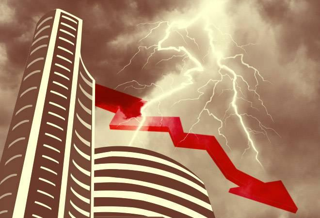 Sensex drop down while Nifty ended at 11,643…detail inside