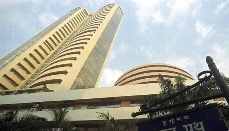 RBI की बैठक के नतीजों से पहले शेयर बाजार में हुई भारी बढ़त, 200 अंक उछला सेंसेक्स