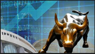 With the beginning of LS Poll, BSE Sensex ended at a marginally higher note