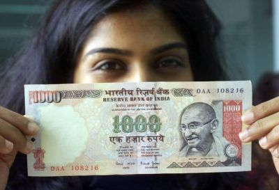 Rupee hikes up 7 paise to 64.46 on dollar