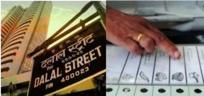 On account of the fourth phase of election in Mumbai, Stock market remains close Today