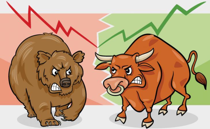 भारी गिरावट के साथ बंद हुआ बाजार