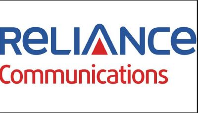 Reliance Communications fell over 48% to an intraday on BSE
