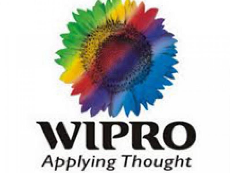 विप्रो के शेयर प्रॉफिट-बुकिंग के साथ 1 प्रतिशत कम पर हुए बंद