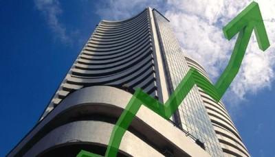 Sensex close 395 pt higher, Nifty settles at 15,834, See Top Stocks