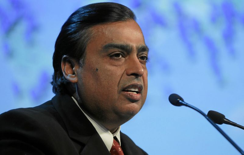 RIL leaves behind TCS in the Software market