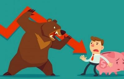 Market Closing: Sensex falls 85 points, Nifty little higher at 15,576.20.