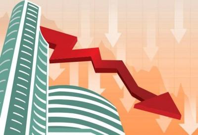 Market Closing: Sensex cracks 179 pt; Nifty clocks below 15,700-Mark