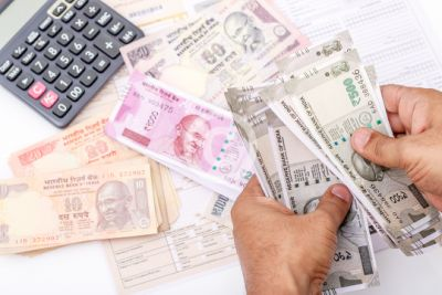 Indian Currency slips 3 paise against USD