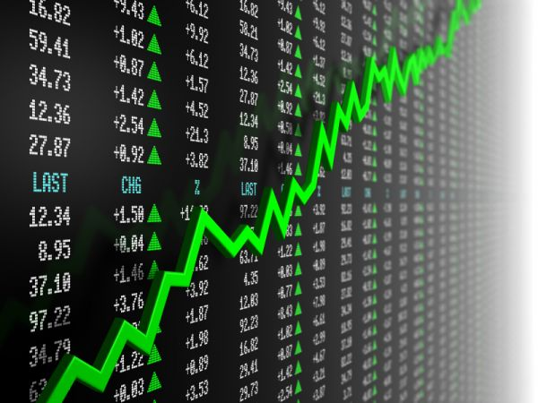 Stock market closes with increase in 256 points