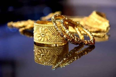 Gold costs fall less than Rs 45,000, US bond yields rise down 11 pc