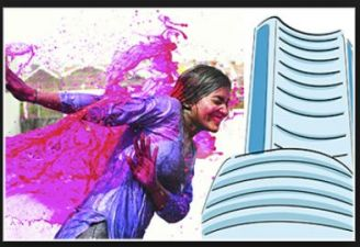 All wholesale commodity markets closed on account of Holi