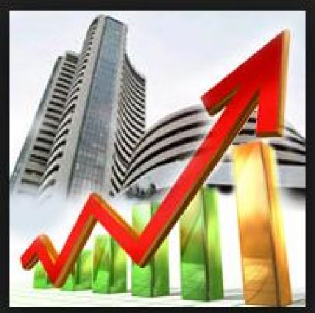 Sensex and Nifty ended at the highest rate, at end of the day trade